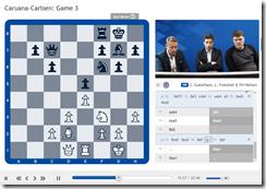 Chess24 Game Window