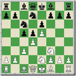 Steinitz 5.Nce2 7.Nf3